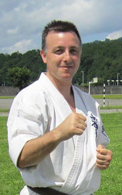 Shihan Pascual Requena Seleccionador Kumite - Branch Chief