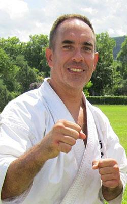 Senpai Antonio J. Álvarez - Takayama Dojo