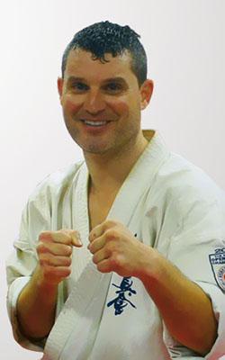 Sensei Alex Cerrada - Acero Kyokushin