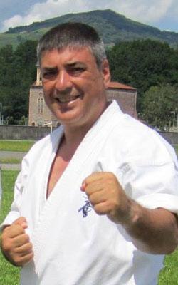 Sensei Javier Gallego - Gimnasio Multigym