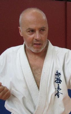 Sensei Luis José Traspaderne - Gimnasio Ojasport