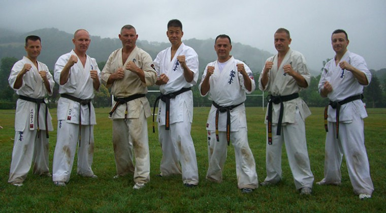 Summercamp 2010 with Shihan Sotodate