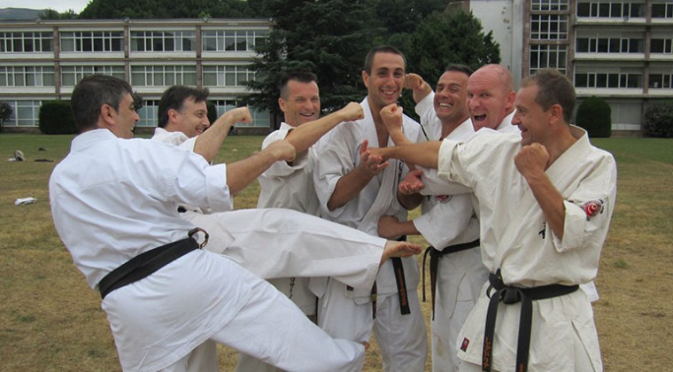 Summercamp 2012 – attack Sensei Valeri