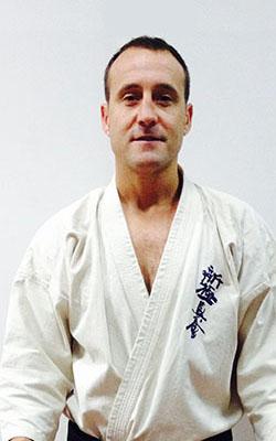 Shihan Jorge Vizuete - Gimnasio Fitness-Gasteiz