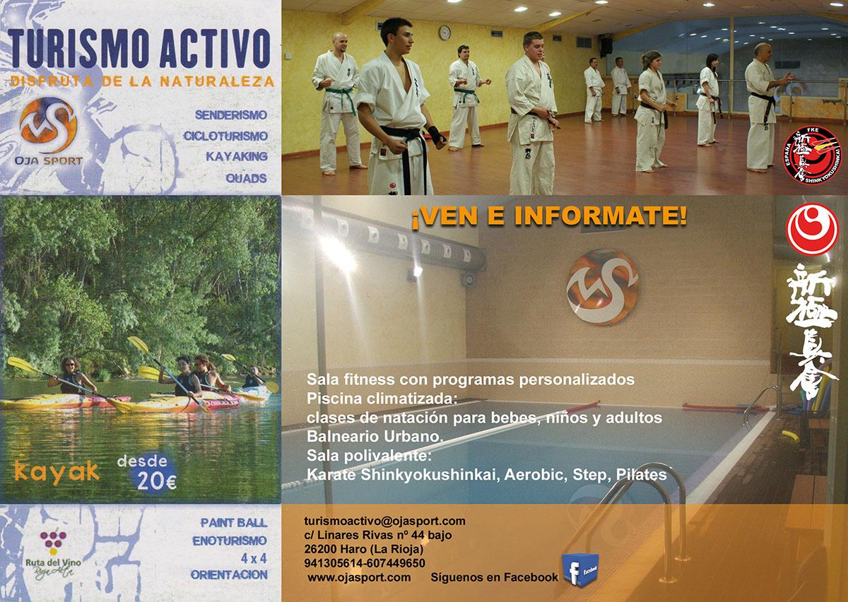 Publicidad OJASPORT 2014